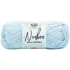 Lion Brand Nuboo Yarn - Frost