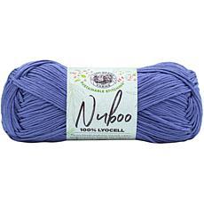 Lion Brand Nuboo Yarn - Thistle