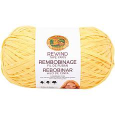 Lion Brand Rewind Yarn - Make Lemonade