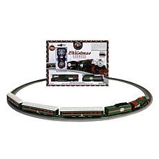 Lionel Christmas Express Electric HO Gauge Model Train Set