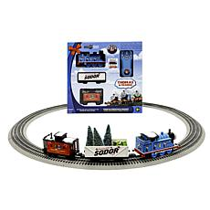 Lionel Mattel Thomas & Friends Christmas Freight Electric Train Set