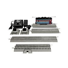 Lionel POLAR EXPRESS Electric O Gauge Trolley Set with Announcements