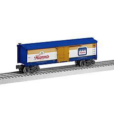 Lionel Trains Hamms O Gauge Model Train Reefer Car
