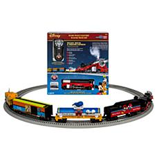 Lionel Trains Mickey & Friends Express O-Gauge Train Set with Remote