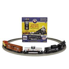 Lionel Trains Union Pacific Flyer Electric O Gauge Train Set