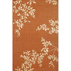 Liora Manne Vine Terrace Indoor/Outdoor Rug-8' x 10'