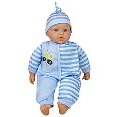 "Lissi Doll 16"" Talking Baby Doll - Blue"