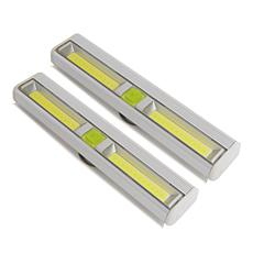 LitezAll by Promier Cordless LED Light Bar 2-pack