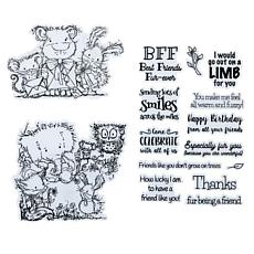 Little Darlings Friends Fur-Ever Country Friends Stamps