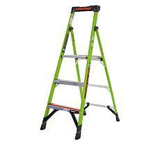 Little Giant MightyLite 5' Fiberglass Ladder