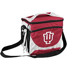 Logo Chair 24-Can Cooler - Indiana University