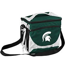 Logo Chair 24-Can Cooler - Michigan State University