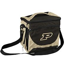 Logo Chair 24-Can Cooler - Purdue University
