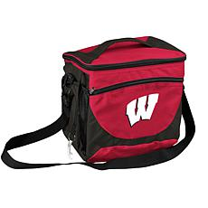Logo Chair 24-Can Cooler - University of Wisconsin