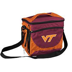 Logo Chair 24-Can Cooler - Virginia Tech University