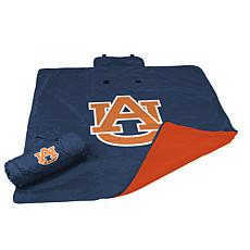 Logo Chair All Weather Blanket - Auburn University
