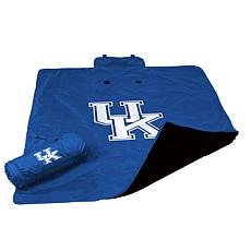 Logo Chair All-Weather Blanket - University of Kentucky