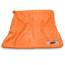 Logo Chair Officially Licensed NCAA Color Frosty Fleece-Oklahoma State