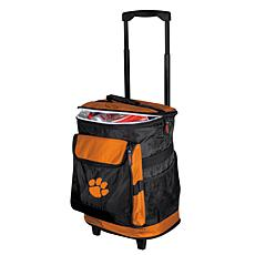 Logo Chair Rolling Cooler - Clemson University