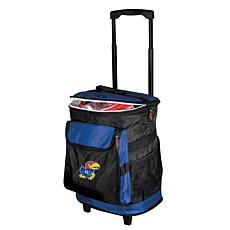 Logo Chair Rolling Cooler - University of Kansas