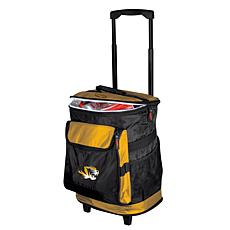 Logo Chair Rolling Cooler - University of Missouri