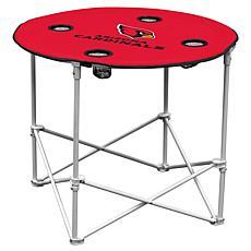Logo Chair Round Table - Arizona Cardinals