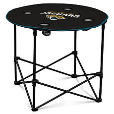 Logo Chair Round Table - Jacksonville Jaguars