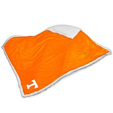 Logo Chair Sherpa Throw - University of Tennessee