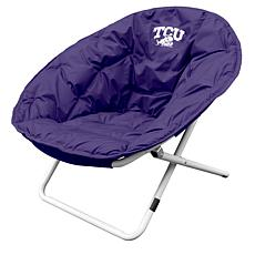 Logo Chair Sphere Chair - Texas Christian University