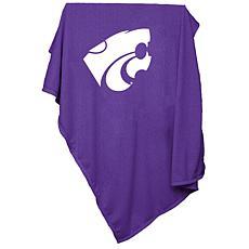Logo Chair Sweatshirt Blanket - Kansas State University