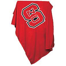 Logo Chair Sweatshirt Blanket-North Carolina State Un.