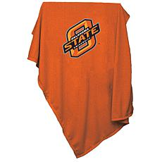 Logo Chair Sweatshirt Blanket - Oklahoma State Un.