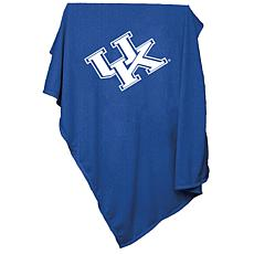 Logo Chair Sweatshirt Blanket - University of Kentucky