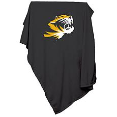 Logo Chair Sweatshirt Blanket - University of Missouri