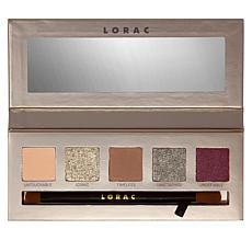 LORAC Elegance Unzipped Eyeshadow Palette with Brush