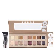 LORAC Pro 3 Eyeshadow Palette Set with Primer