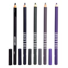 Lord & Berry Line/Shade Eyeliner 5-piece Wardrobe