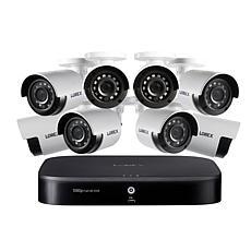 Lorex 8-Channel Security System w/1 TB DVR, 8 Cameras & Voice Control