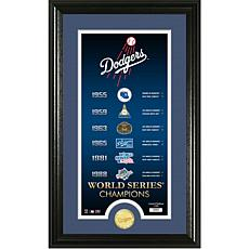 Los Angeles Dodgers Legacy Supreme Bronze Coin Photo Mint