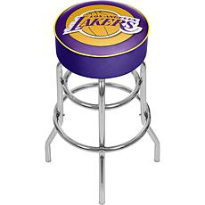 Los Angeles Lakers NBA Padded Swivel Bar Stool