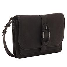 Lucky Brand Ason Leather Crossbody Wallet