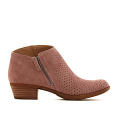 8565b13f4ede Lucky Brand Brielley Leather or Suede Bootie