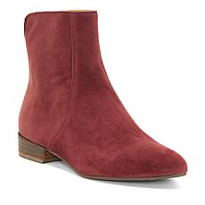 Lucky Brand Glanshi Leather or Suede Bootie