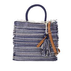 Lucky Brand Khim Woven Tote