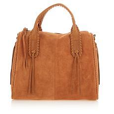 Lucky Brand Myra Leather Satchel