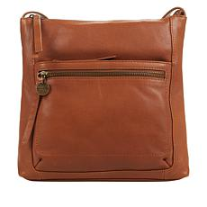Lucky Hilt Large Leather Crossbody Bag