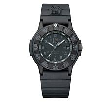 Luminox Original Navy SEAL Black Signature Strap Watch