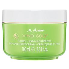 M. Asam 3.38 oz VINO GOLD Day and Night Cream AS