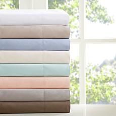 Madison Park 3M Microcell Moisture-Wicking Twin Sheet Set - Ivory