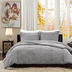 Madison Park Embroidered Comforter Mini Set - Queen